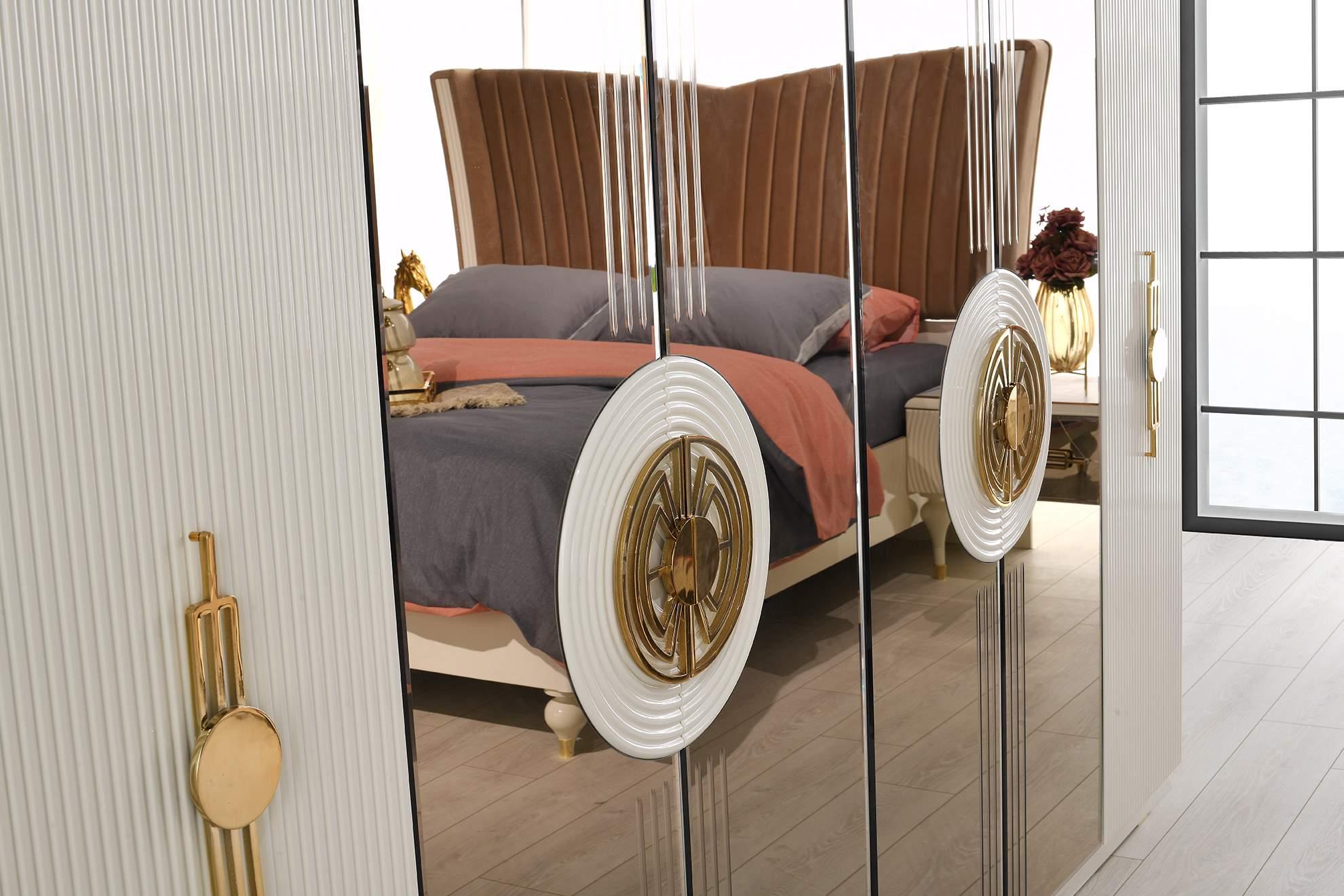 Valdes 6 Kapılı Yatak Odası