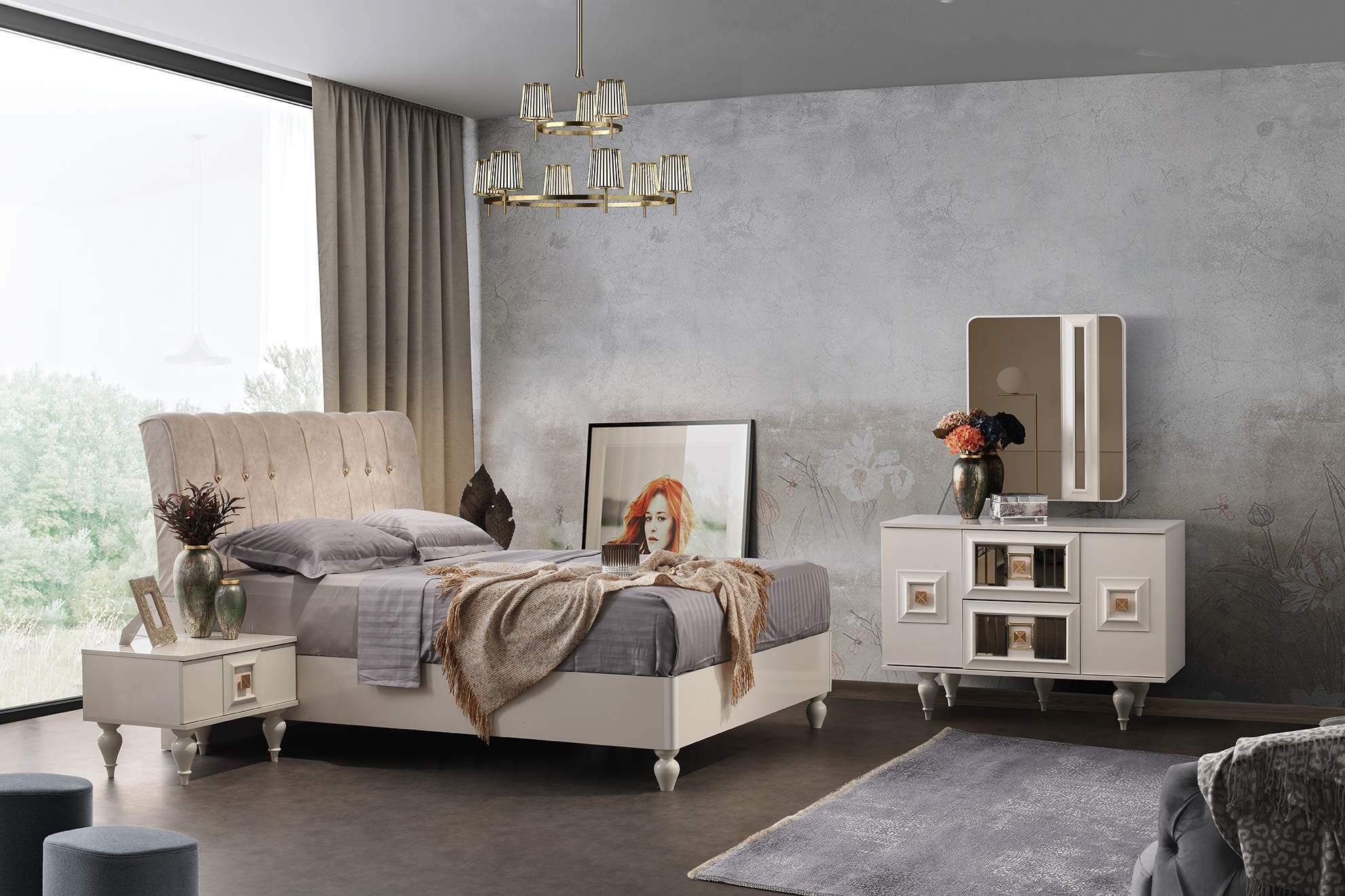 Milano Yatak Odası
