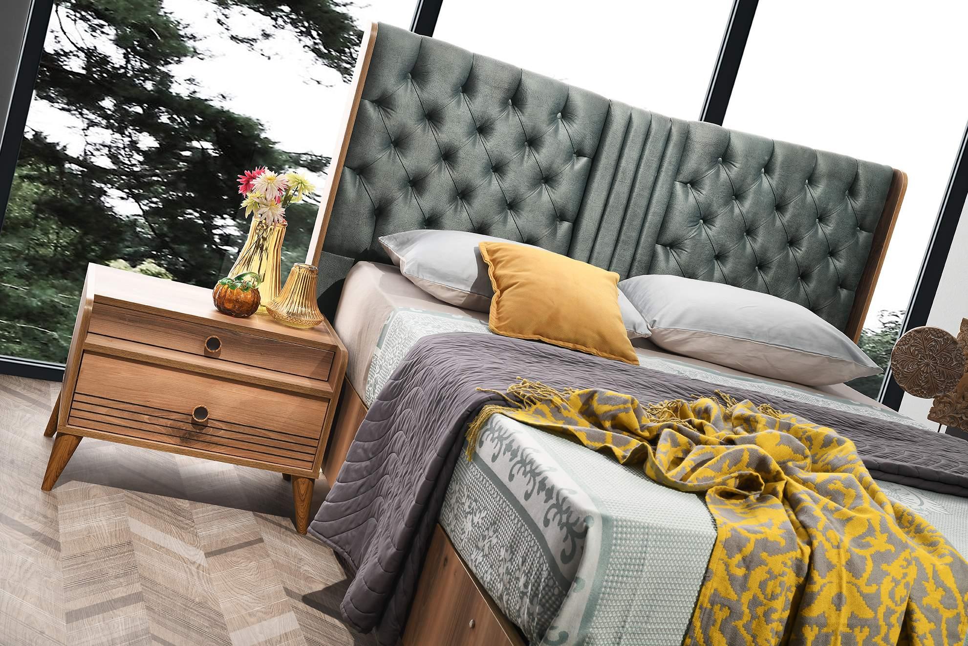 Tıffany Yatak Odası