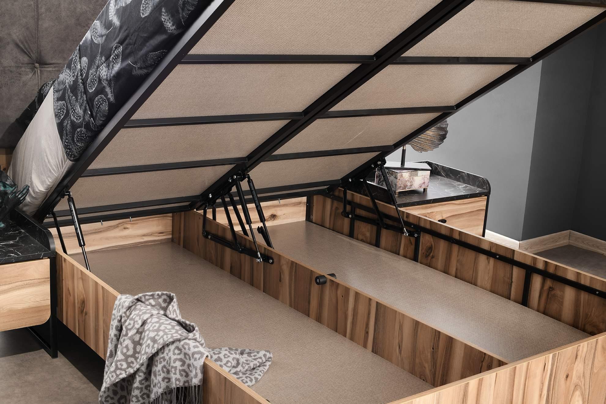 Barcelona Sürgülü Yatak Odası
