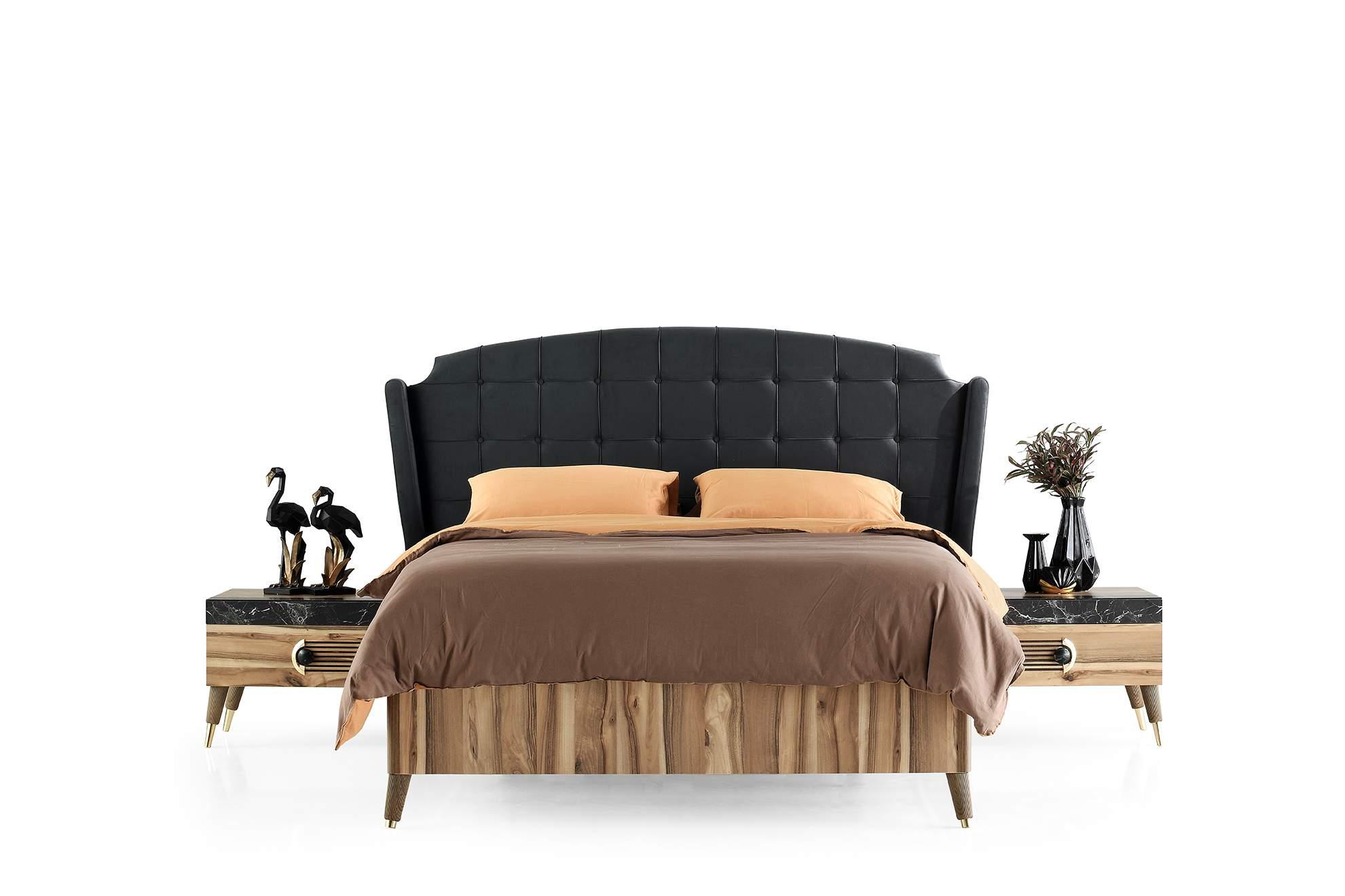Linda Sürgülü Yatak Odası